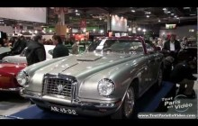 Retromobile – Véhicules de collection (Part 1)