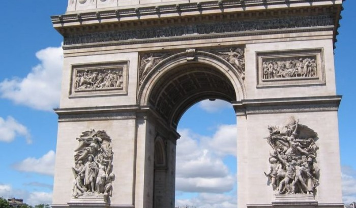 L'Arc de Triomphe – Paris